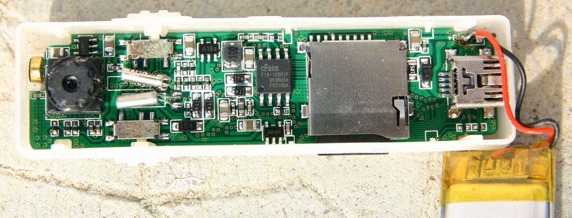 tear down and hacking around gumpack camera on usb web camera wiring diagram